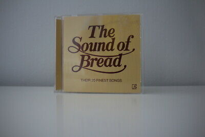 The Sound of Bread Their 20 Finest Songs CD VGC