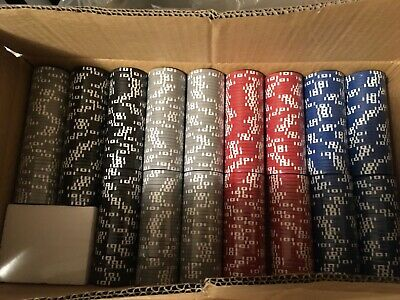 New World Poker Tour 480 Piece Poker Chips Sealed in Revolving Holder carousel