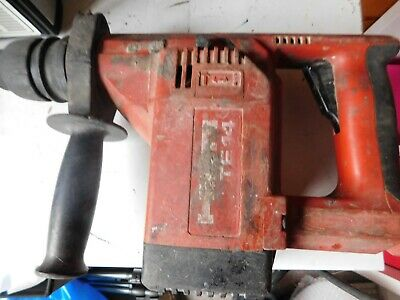 Genuine Hilti TE14 SDS Hammer Drill 110v used but working free pp UK free pp UK