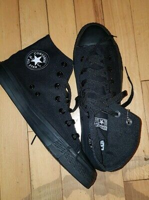 Converse Unisex Chuck Taylor Classic All Star Hi Tops Canvas Trainer shoes