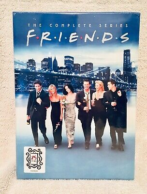 Friends - The Complete Series Collection (25th Anniversary) - DVD - NEW