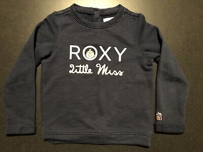 Girls Roxy jumper, Size 4