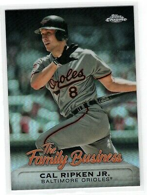 2019 Topps Chrome Update The Family Business Insert You Pick