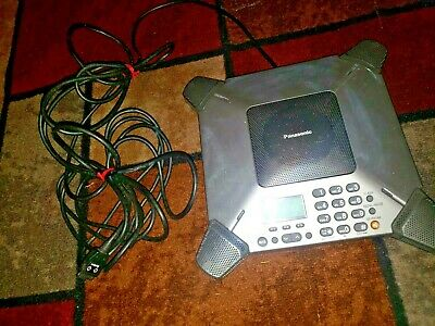 Panasonic KX-TS730S 8-Microphone Small Business Conference Phone