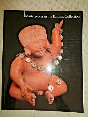 Pre-Columbian Art Masterpieces of Barakat Gallery Collection Beverly Hills Masks