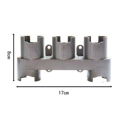 Nozzle Base Storage Bracket Small Vacuum Cleaner Brush Stand for Dyson V7  V10
