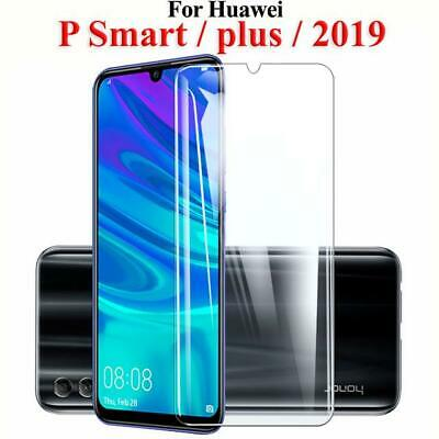 3x Tempered Glass Screen Protector For Huawei P Smart P9 P10 P20 Pro P30 Lite UK