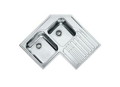 Franke Stx 621-E 101.0001.044 Sink Angle Stainless Steel Satin