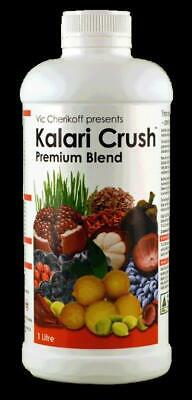 Kalari Crush Premium Blend 1L - Free Postage Aus Wide - Direct from Manufacturer