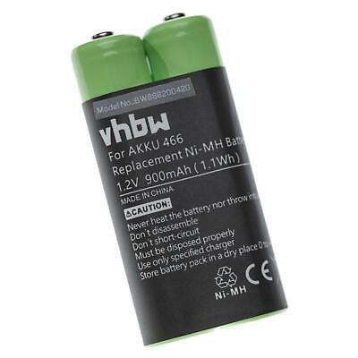 Battery 900mAh for Grundig Digta 420, 422 (466, GZS2100)