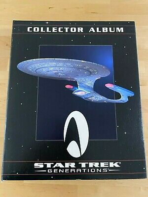 SkyBox Star Trek Master Series I (1993) & II (1994) cards -COMPLETE w/chase crds