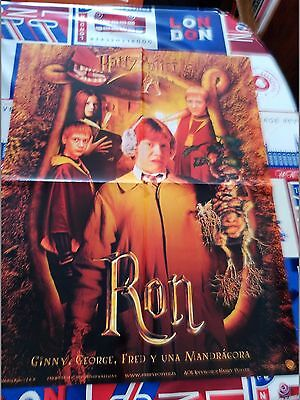 poster harry potter ron