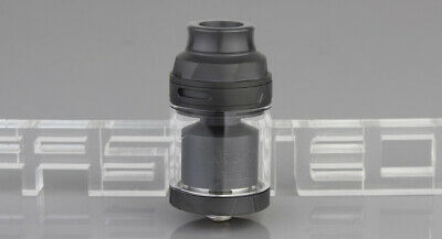 Authentic Augvape Intake Dual RTA Rebuildable Tank Atomizer Black