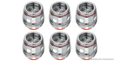 Authentic Uwell Valyrian 2 II Replacement UN2-2 Dual Meshed Coil Head (6-Pack)