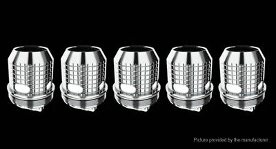 Authentic FreeMax Twister 316L Stainless Steel X1 Mesh Coil Head (5-Pack)