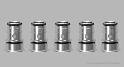 Authentic Aspire Tigon Replacement Coil Head (5-Pack)