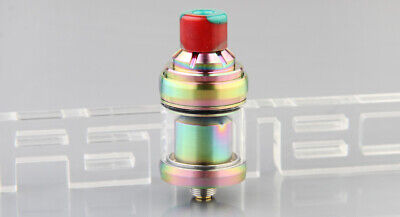 Reload Styled MTL RTA Rebuildable Tank Atomizer Rainbow