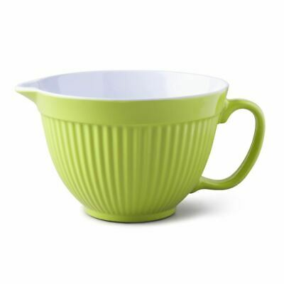 Zeal Mixing Bowl/Jug (20cm) Lime (Pack of 3)