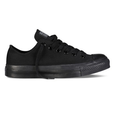 Men's Converse Classic Trainers Retro Low Top's Sneakers Black