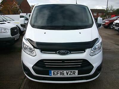 2016 16 Plate Ford Transit Custom 2.2TDCi ( 125PS ) 2013.5MY 270 L1H1 Limited