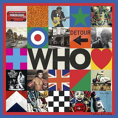 The Who - WHO [CD] Sent Sameday*