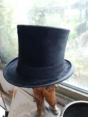 Vintage  Top Hat By Lincoln And Bennett