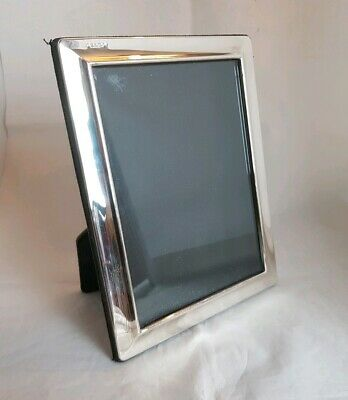 Beautiful Halmarked Sterling Silver Photo Frame by Carr Sheffield 1997