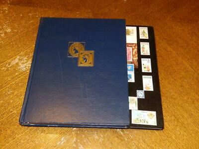 (4671) Commonwealth Stamp Collection M & U In 2 Stock Albums