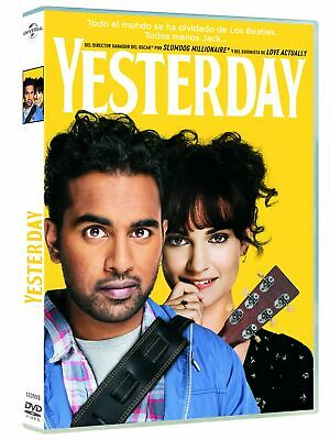 "DVD FILM ""YESTERDAY"".New and sealed"