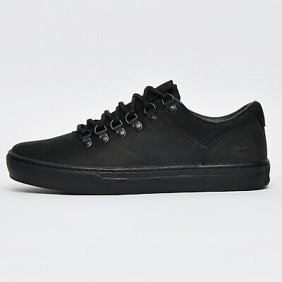 Timberland Adventure2.0 Alpine Oxford Black Leather Lace Up Mens Shoes B Grade