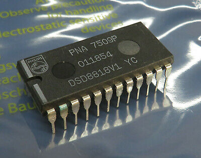 Philips PNA7509P 7-Bit General-Purpose Binary-Output ADC