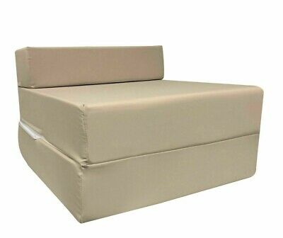 Incredible Jazz Block Corduroy Filled Fold Up Sofa Bed Z Guest Foam Theyellowbook Wood Chair Design Ideas Theyellowbookinfo