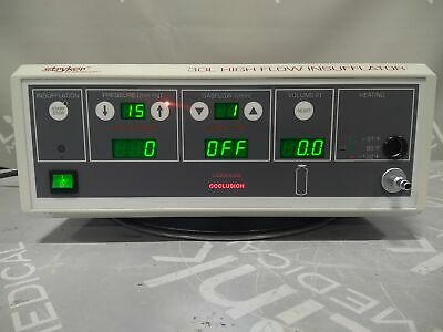 Stryker Medical 30L High Flow Insufflator