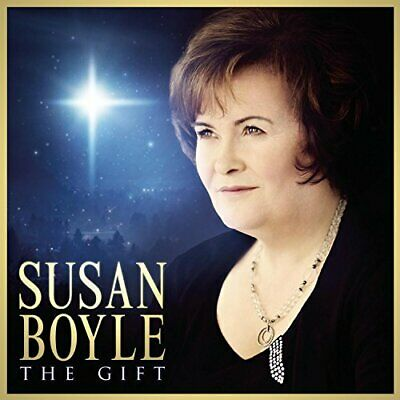Susan Boyle-The Gift CD NEW
