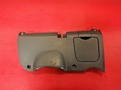00-04 Ford Focus Driver Side Under Dash Knee Lower Trim Panel Fuse Box Cover Lid