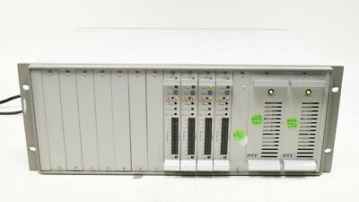 Telex TIF-4000 Multi-Line Telephone Interface with 4x TIF Cards