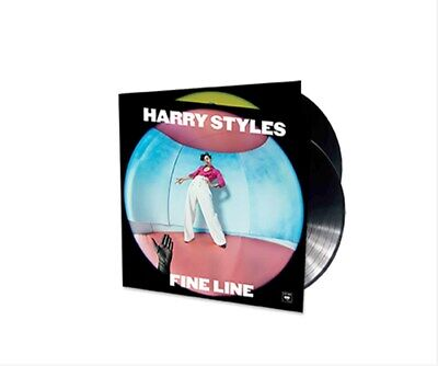 "Fine Line - Harry Styles (12"" Album) [Vinyl]"