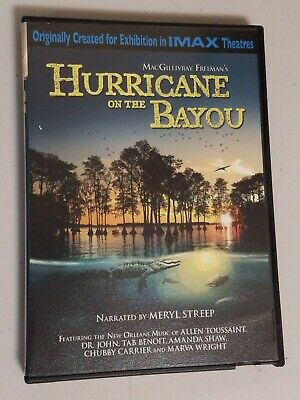 Hurricane on the Bayou (DVD, 2007) Meryl Streep