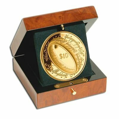 New Zealand - 2003 - $10 Gold Proof Coin - The Lord of the Rings