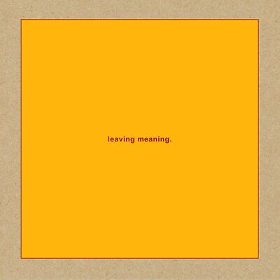 Swans - Leaving Meaning 2CD