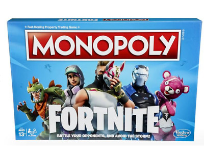 Monopoly: Fortnite Edition Board Game.Limited Edition New. Sealed. Free Shipping