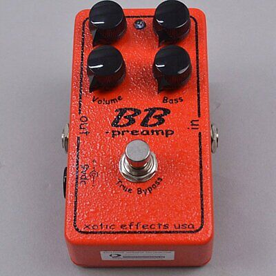 XOTIC Effects exotic BB PreAmp BB preamp