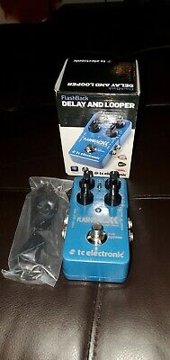 TC Electronic Flashback Delay Guitar Effects Pedal FX