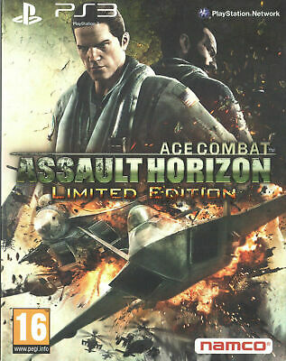 Ace Combat Assault Horizon Playstation 3 Ps3 Limited Edition Raro Ita Gioco