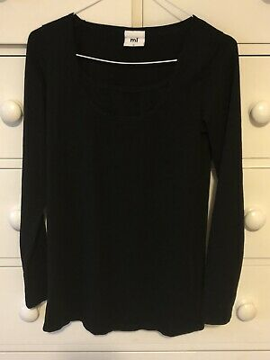Black mamalicious nursing top- Size small in VGUC