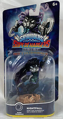 Nightfall Skylanders Superchargers Activision Playstation XBox Wii New in Box