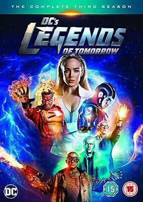 Dc's  Legends Of Tomorrow - Complete Season 3 [Dvd] Sh - New Unsealed