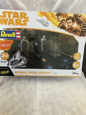 Revell Star Wars Imperial Patrol Speeder NEW