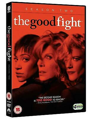 The Good Fight Season 2 Two DVD Fast Shipping!