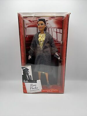Mattel Barbie Signature Rosa Parks Inspiring Women Series